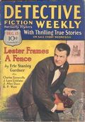 Detective Fiction Weekly (1928-1942 Red Star News) Pulp Vol. 55 #2