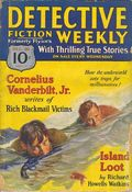 Detective Fiction Weekly (1928-1942 Red Star News) Pulp Vol. 55 #3