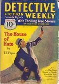 Detective Fiction Weekly (1928-1942 Red Star News) Pulp Vol. 55 #4