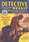 Detective Fiction Weekly (1928-1942 Red Star News) Pulp Vol. 55 #5