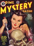 Dime Mystery Magazine (1932-1950 Dime Mystery Book Magazine - Popular) Pulp Vol. 30 #2