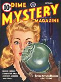 Dime Mystery Magazine (1932-1950 Dime Mystery Book Magazine - Popular) Pulp Vol. 30 #4
