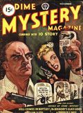 Dime Mystery Magazine (1932-1950 Popular) Dime Mystery Book Magazine Vol. 31 #1