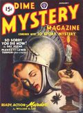 Dime Mystery Magazine (1932-1950 Dime Mystery Book Magazine - Popular) Pulp Vol. 31 #2