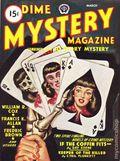 Dime Mystery Magazine (1932-1950 Dime Mystery Book Magazine - Popular) Pulp Vol. 31 #3