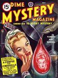 Dime Mystery Magazine (1932-1950 Dime Mystery Book Magazine - Popular) Pulp Vol. 31 #4