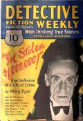 Detective Fiction Weekly (1928-1942 Red Star News) Pulp Vol. 56 #1
