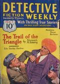 Detective Fiction Weekly (1928-1942 Red Star News) Pulp Vol. 56 #4