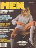 Men Magazine (1952-1982 Zenith Publishing Corp.) Vol. 29 #1
