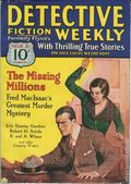 Detective Fiction Weekly (1928-1942 Red Star News) Pulp Vol. 57 #4