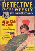 Detective Fiction Weekly (1928-1942 Red Star News) Pulp Vol. 57 #6
