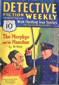 Detective Fiction Weekly (1928-1942 Red Star News) Pulp Vol. 58 #1