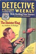Detective Fiction Weekly (1928-1942 Red Star News) Pulp Vol. 58 #2
