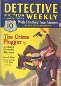 Detective Fiction Weekly (1928-1942 Red Star News) Pulp Vol. 58 #3