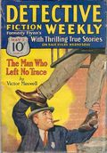 Detective Fiction Weekly (1928-1942 Red Star News) Pulp Vol. 58 #4