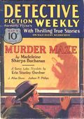 Detective Fiction Weekly (1928-1942 Red Star News) Pulp Vol. 58 #5
