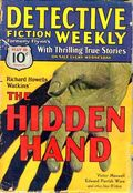 Detective Fiction Weekly (1928-1942 Red Star News) Pulp Vol. 58 #6