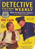 Detective Fiction Weekly (1928-1942 Red Star News) Pulp Vol. 59 #1