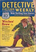 Detective Fiction Weekly (1928-1942 Red Star News) Pulp Vol. 59 #3