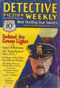 Detective Fiction Weekly (1928-1942 Red Star News) Pulp Vol. 59 #4