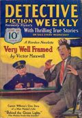 Detective Fiction Weekly (1928-1942 Red Star News) Pulp Vol. 59 #5