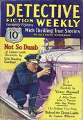 Detective Fiction Weekly (1928-1942 Red Star News) Pulp Vol. 59 #6
