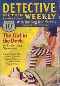 Detective Fiction Weekly (1928-1942 Red Star News) Pulp Vol. 60 #1