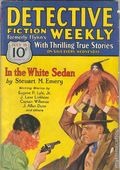 Detective Fiction Weekly (1928-1942 Red Star News) Pulp Vol. 60 #3