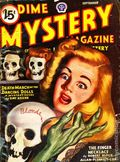 Dime Mystery Magazine (1932-1950 Dime Mystery Book Magazine - Popular) Pulp Vol. 32 #2