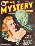 Dime Mystery Magazine (1932-1950 Popular) Dime Mystery Book Magazine Vol. 32 #4