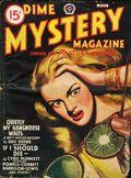 Dime Mystery Magazine (1932-1950 Dime Mystery Book Magazine - Popular) Pulp Vol. 33 #2