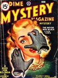 Dime Mystery Magazine (1932-1950 Dime Mystery Book Magazine - Popular) Pulp Vol. 33 #3