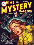 Dime Mystery Magazine (1932-1950 Dime Mystery Book Magazine - Popular) Pulp Vol. 33 #4