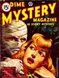 Dime Mystery Magazine (1932-1950 Dime Mystery Book Magazine - Popular) Pulp Vol. 34 #2