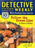 Detective Fiction Weekly (1928-1942 Red Star News) Pulp Vol. 60 #6