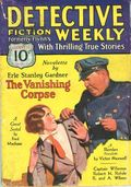 Detective Fiction Weekly (1928-1942 Red Star News) Pulp Vol. 61 #1
