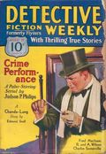 Detective Fiction Weekly (1928-1942 Red Star News) Pulp Vol. 61 #2
