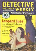 Detective Fiction Weekly (1928-1942 Red Star News) Pulp Vol. 61 #3
