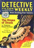 Detective Fiction Weekly (1928-1942 Red Star News) Pulp Vol. 61 #5