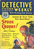Detective Fiction Weekly (1928-1942 Red Star News) Pulp Vol. 61 #6