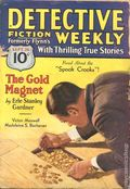 Detective Fiction Weekly (1928-1942 Red Star News) Pulp Vol. 62 #1