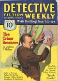 Detective Fiction Weekly (1928-1942 Red Star News) Pulp Vol. 62 #2