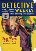 Detective Fiction Weekly (1928-1942 Red Star News) Pulp Vol. 62 #5
