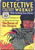Detective Fiction Weekly (1928-1942 Red Star News) Pulp Vol. 62 #6