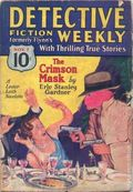 Detective Fiction Weekly (1928-1942 Red Star News) Pulp Vol. 63 #1