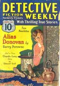Detective Fiction Weekly (1928-1942 Red Star News) Pulp Vol. 63 #2
