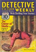 Detective Fiction Weekly (1928-1942 Red Star News) Pulp Vol. 63 #4