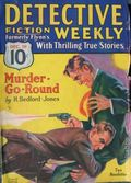 Detective Fiction Weekly (1928-1942 Red Star News) Pulp Vol. 64 #1