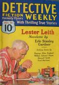 Detective Fiction Weekly (1928-1942 Red Star News) Pulp Vol. 64 #2