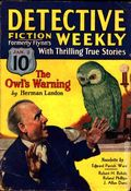 Detective Fiction Weekly (1928-1942 Red Star News) Pulp Vol. 64 #3